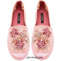 pink espadrille- Summer espadrilles trend 2016 http://www.justtrendygirls.com/summer-espadrilles-trend-2016/