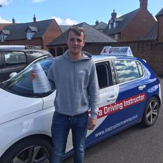 Congratulations to Aaron Banks from Street in Somerset on passing his driving test today 19/05/21 in Dorchester, 1st time with ZERO faults after taking a short intensive course. Aaron Banks Hi, my name is Aaron I passed my driving test 1st time with 0 miners in Dorchester, thanks to the help of James, he has been brilliant. I had a short intensive course to get me ready for my driving test. Driving School, Driving Test, Driving Courses, New Drivers, I Passed, Somerset, Banks, The Help, Congratulations