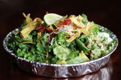 Cafe Rio Sweet Pork Salad from FavFamilyRecipes.com #CafeRioRecipes