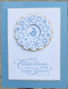 Stampin Up:  Four Seasons