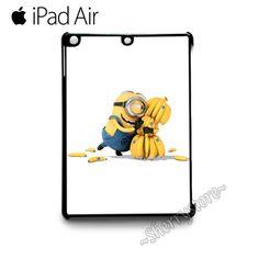 Banana Despicable Me Minion iPad Air (5) Hard Case Cover