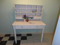 Traumhafter Schreibtisch von Tischlein deck dich  auf DaWanda.com