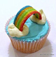 Clever cupcake idea