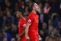 Liverpool continued to gather impressive momentum in the Premier League as they inflicted Antonio Conte's first loss as Chelsea manager with a deserved victory at Stamford Bridge to move into the top four! #EPL #WEEK5 #LIVERPOOL #CHELSEA #MQQ88 Let's come to support your team at MQQ88>>>goo.gl/VOeYW7