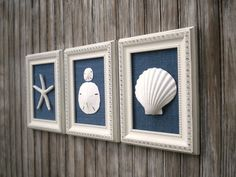 Hey, I found this really awesome Etsy listing at https://www.etsy.com/listing/227675783/beach-decor-set-of-wall-art-cottage-chic