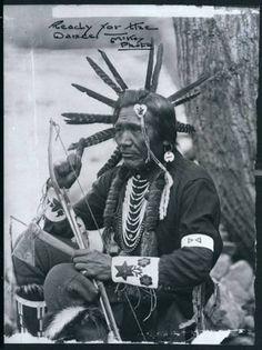 Salish Indians