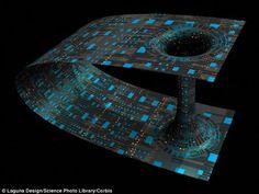 Cientista inglês estuda a possibilidade do envio de mensagens pelo tempo e espaço | Notícias SeuHistory.com - The History Channel