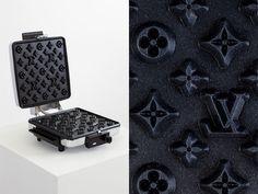 Louis Vuitton waffle-maker