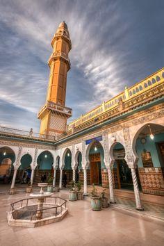 mosquée en Algérie