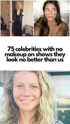 75 celebrities share their barefaced selfies with fans Red Lipstick Shades, Celebrity Makeup, Celebrity Moms, Celebrity Style, Laughing Therapy, Couples Images, Low Self Esteem, Cute Comfy Outfits, Weird World