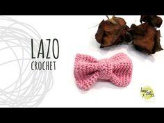 Tutorial Lazo Fácil Crochet o Ganchillo