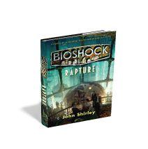 Esta arte é estrangeira, eu montei a versão brasileira - Bioshock - é a história que conta por trás do famoso jogo, como tudo começou.
