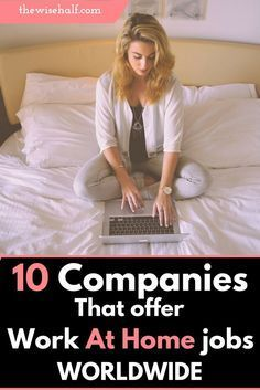 Having a hard time searching for side jobs that are available in your country? Here's a list of companies that offers work at home jobs.