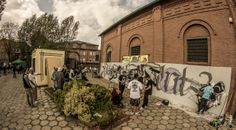 Sztuka w różnych postaciach!  Art, art and even more art!  #art #cropp #tattookonwent #graffiti