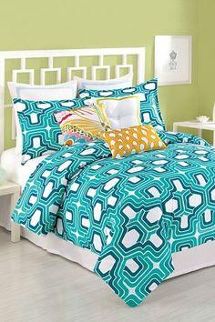 Ogee 3-Piece Comforter Set - Queen on HauteLook