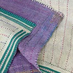 This throw's age is evident with a look and feel of something that only time can create. Utilizing around six layers of cotton sari cloth it feels like flannel Purple Throw Blanket, Romantic Picnics, Kantha Quilt, Queen Size Bedding, Vintage Textiles, Vintage Bohemian, Hand Stitching, Hand Embroidery