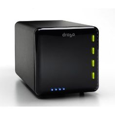 Drobo Beyond Raid 4-Bay USB 2.0/FireWire 800 SATA 6GB/S Storage Array with Drobo PC Backup | 270.00 from Amazon (TB drives sold separately)