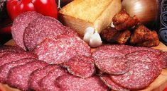 Házi szalámi készítése Salami Recipes, Homemade Sausage Recipes, Homemade Salsa, Beef Ribs, Hungarian Recipes, Cooking Recipes, Healthy Recipes, Smoking Meat, How To Make Sausage