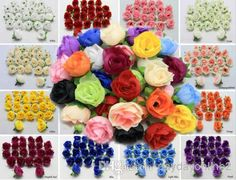2016 200x 1.2 Silk Rose Heads Decorative Flowers Artificial Wedding Favors Decoration Festive & Party Supplies New Home From Daydayonline2, $17.08   Dhgate.Com