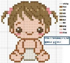 Thrilling Designing Your Own Cross Stitch Embroidery Patterns Ideas. Exhilarating Designing Your Own Cross Stitch Embroidery Patterns Ideas. Cross Stitch For Kids, Cross Stitch Baby, Cross Stitch Charts, Cross Stitch Patterns, Beaded Cross Stitch, Crochet Cross, Cross Stitch Embroidery, Hand Embroidery, Fuse Bead Patterns