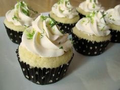 Margarita Cupcakes, these are awesome had at my neices wedding...