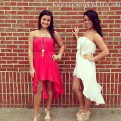 High-Low Dresses $46.99!