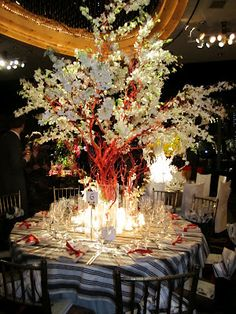 -Event Design - Elaborate Multiple Branches with  Orchids. <3