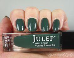 Julep Roc Solid, It Girl collection, The Dramatic Collection   #nailpolish #stash #polishstash