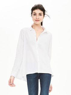 Trapeze Knit Shirt