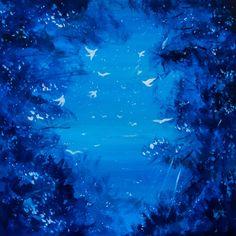 Blue Art, Art Gallery, Abstract, Artwork, Summary, Blue Artwork, Art Museum, Work Of Art, Auguste Rodin Artwork