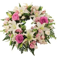 I love flowers with smells. Stock, Stargazer Lilly, Roses, Tube Rose, Bulbs, Fresias.  I also love the looks of Ranucolus,  Etc.Funeral Wreaths | Funeral Flowers | Sympathy Flowers