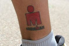 My collection of Ironman Triathlon tattoosBody & arm tattoos can also ...