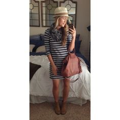 Sporting stripes today for lunch with one of my favorite gal pals @natalie lynn borton Visit liketoknow.it to register and get her Instagram looks to your inbox.