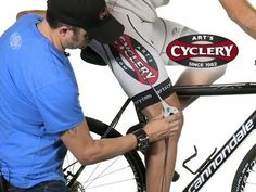 How to Find Proper Bicycle Saddle Height and Setback - YouTube