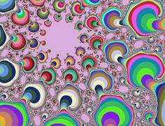 FRACTAIS - NADIA GAL STABILE by Nadia Gal Stabile, via Behance