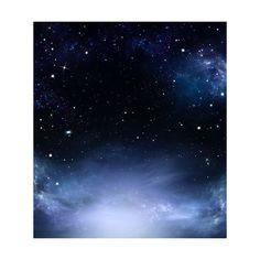 Amazing background of the night sky ❤ liked on Polyvore featuring backgrounds, pictures and sky
