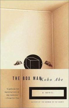 The Box Man: A Novel ::: design by Ned Drew and John Gall. A box made interesting!