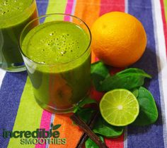 How To Make Green Smoothies While Traveling - Incredible Smoothies