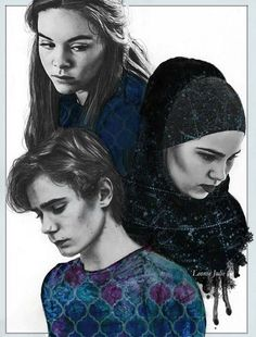 this might just be my favourite skam fanart