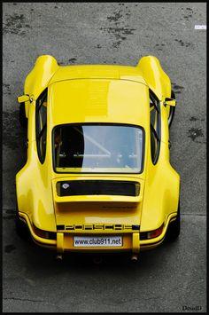 roadairtrail:  Porsche 911 Classic