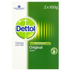 #skincare Contains skin moisturising agents.      Is a gentle soap with fresh fragrance.       Contains antibacterial agents that provide trusted #Dettol protect...