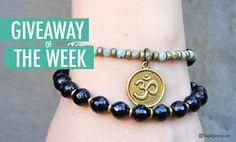 Win some free jewelry! Our friends at @yogiapproved  are running a Lovepray jewelry giveaway! Check it out!