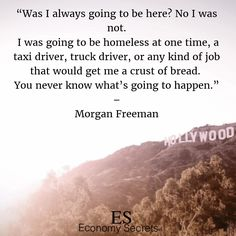 Morgan Freeman quotes 10