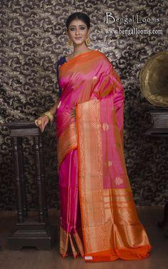 Phulkari Saree, Kasavu Saree, Banarasi Sarees, Silk Sarees, Bandhini Saree, Velvet Saree, Pochampally Sarees, Beautiful Saree, Ethnic Fashion