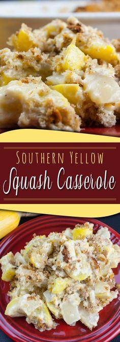 Southern Yellow Squa