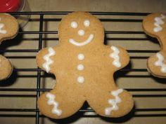 GFCF gingerbreak cookies
