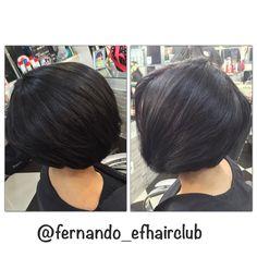 Olha esse curto da Maria Elisa ...lindo!!! ✂️ Obrigado pela confiança   #efhairclub #Corte #AquiNoSalao #cabelospoderosos #corte #tesoura #TesouraAbençoada #cortemoderno #tijuca #cabelodivo #salao #cabelotop #cutcolor #salon #cut #salonlife #instahair #hairstylist #hairpost #beautifulhair #moda #cabelos #divas #instaglam @fernando_efhairclub