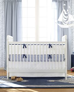 Nursery Basics Crib SkirtNursery Basics Crib Skirt