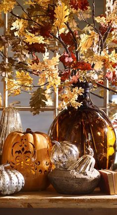 Fall Home Decor & Fall Decorating Ideas