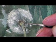 Another Watercolour painting on a Shoe string Budget - YouTube